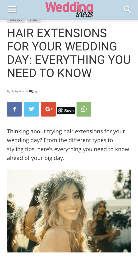 wedding-ideas-louise-bailey-hair-extensions-london-press-coverage