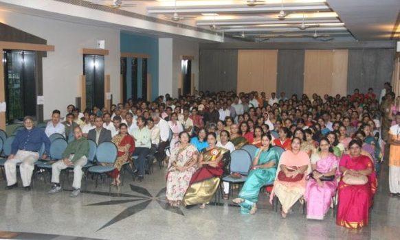 R J College | Saboo hall