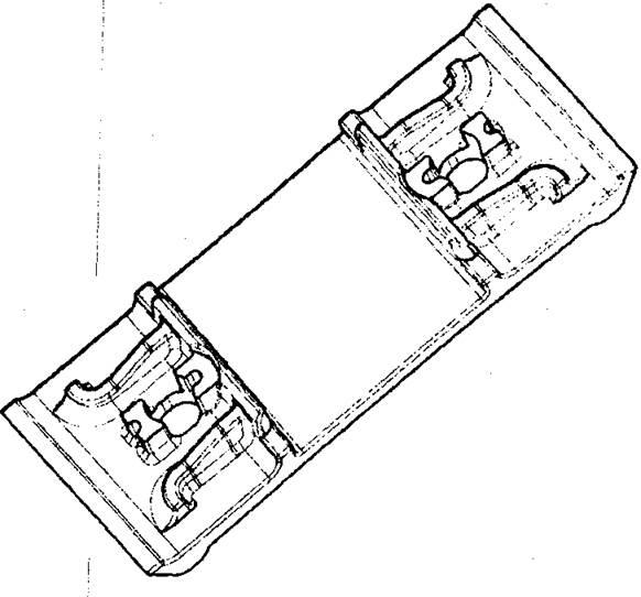 Подкладка полимерная ЖБР