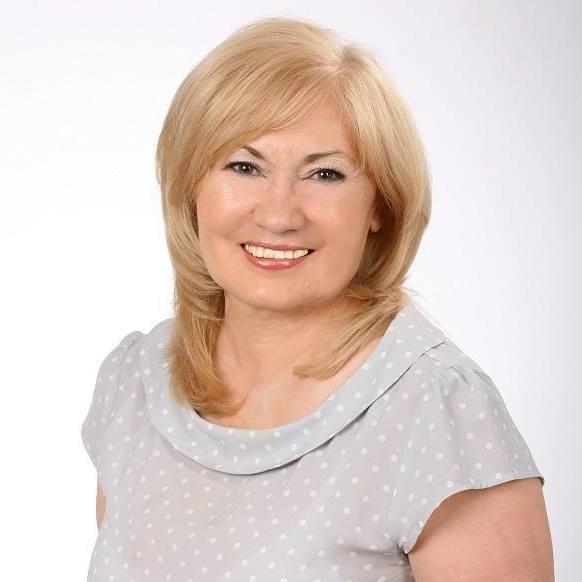Galina Rudnicka portret