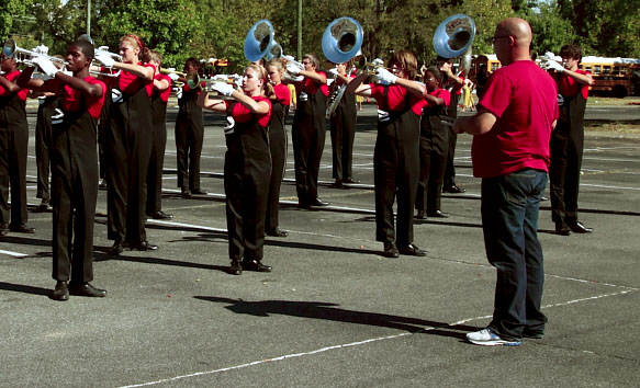 Marching Posture