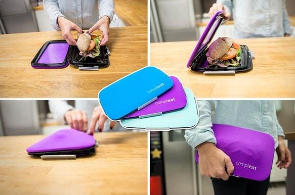 flexible lunchbox