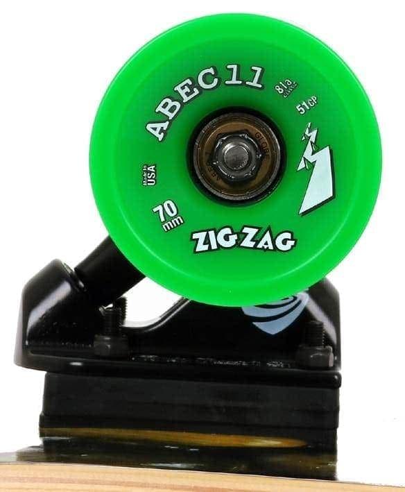 Mt. Olive Pickle Skateboard Wheels by Zig Zag