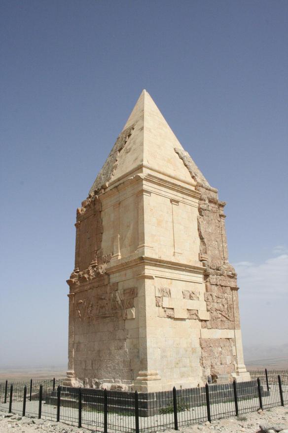 Hermel Pyramid Bekaa Lebanon Tour