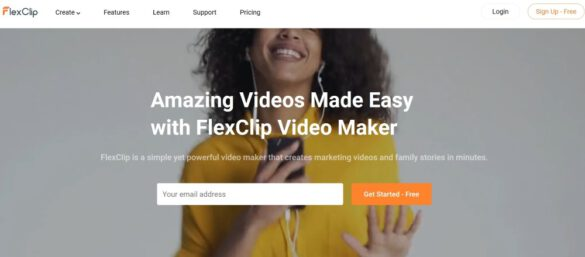 FlexClip: A Simple and Quick Tool to Create Online Videos
