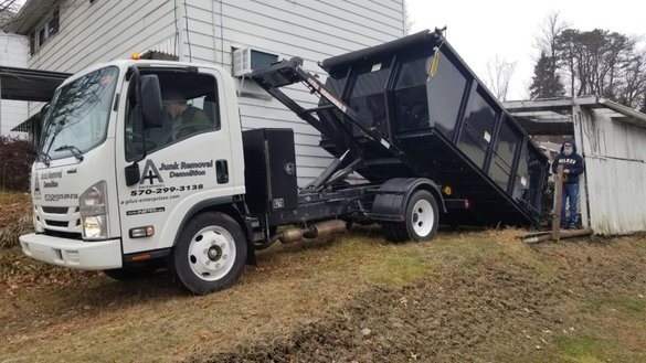 wilkes-barre, pa junk removal cheap