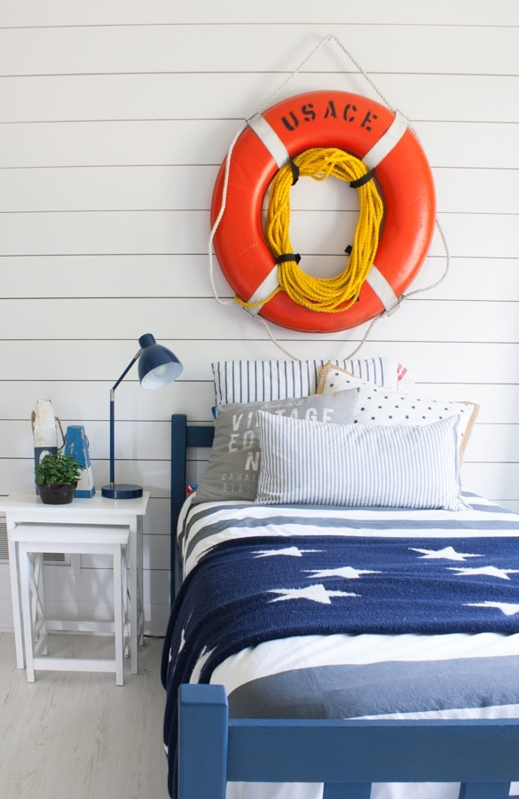 Nautical Boys Bedroom