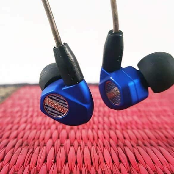 Veedix NC50 earphone review