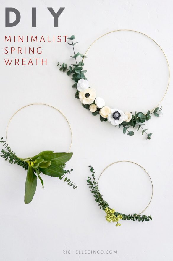 Spring Wreaths by Richelle