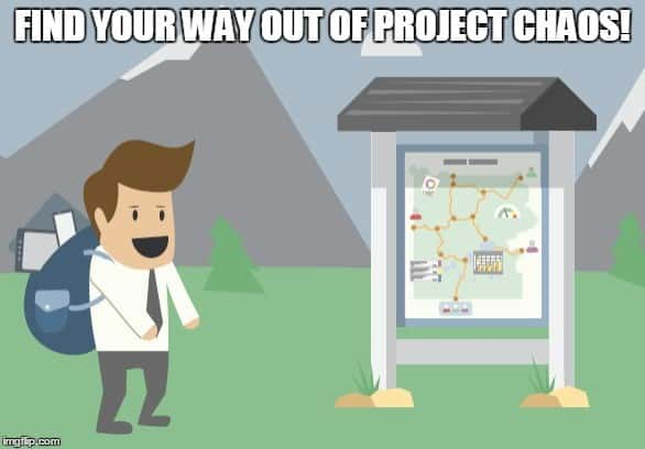 Find your way out of project chaos