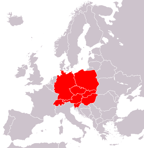 Central Europe