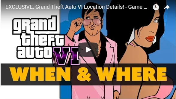 Grand theft auto 6 the know pic