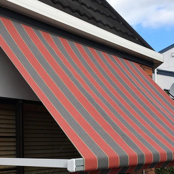 Spring Arm Awnings in Auckland