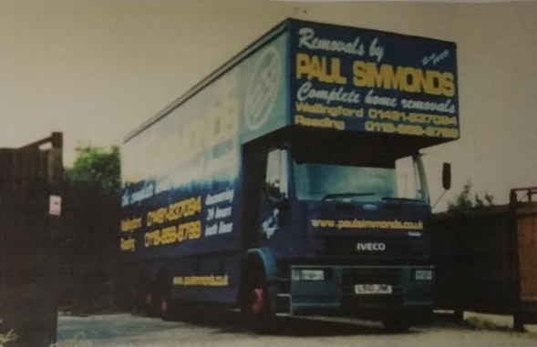 One of Paul's Many Lorries