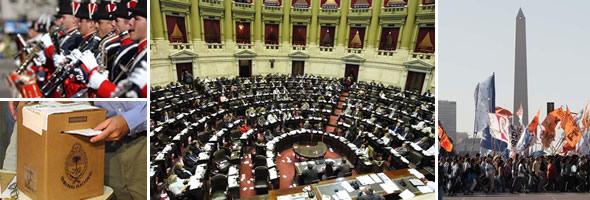 Política, Gobierno y Símbolos de Argentina