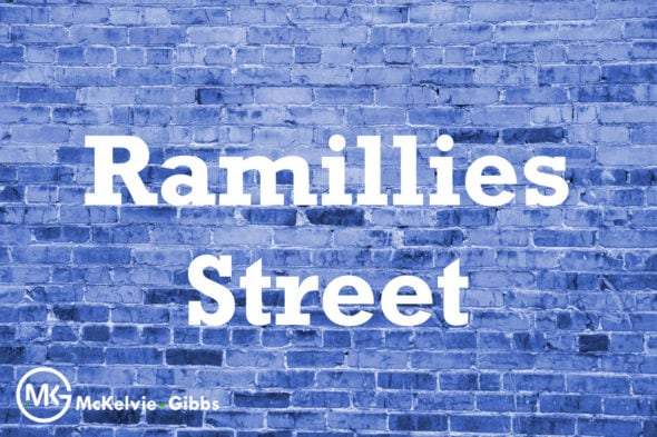 Ramillies Street