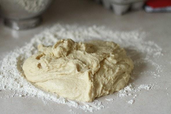 cinnamon twist dough