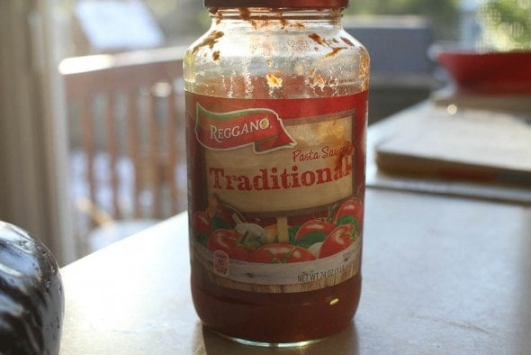 moldy tomato sauce