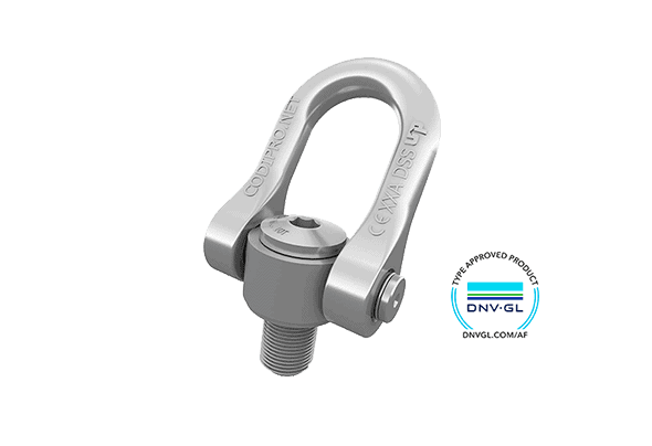 CODPRO: Universal Double Swivel Shackle for offshore DSS-OS.DSS