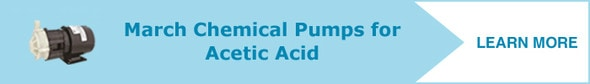 Chemical Resistance of Acetic Acid