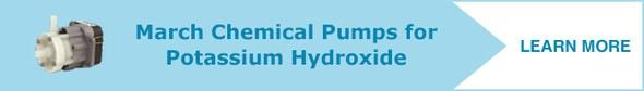 Chemical Resistance of Potassium Hydroxide