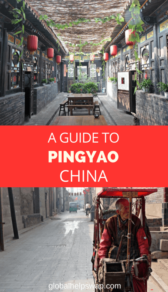The ancient city of Pingyao in China is full of temples, beautiful courtyards, restored old buildings and friendly people. Make sure you head to the old town for heritage and culture.