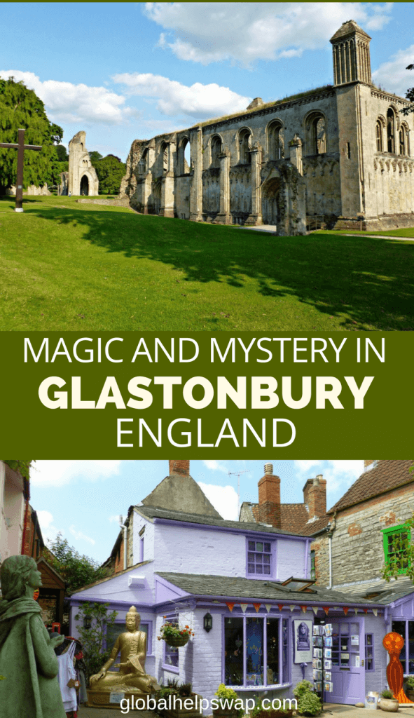 Glastonbury town is the most unique town in England. From the world famous festival to the tor this place has a magical history. Was King Arthur really buried here? Did Jesus ever visit?