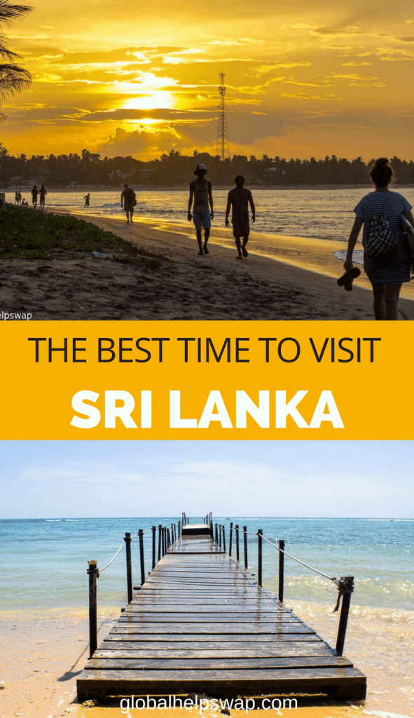 Sri Lanka Weather - When is the best time to visit Sri Lanka