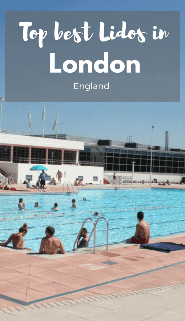 The Best Lidos & Outdoor Swimming In London. Are you looking for some outdoor swimming during summer in London? Then read our post on our favourite outdoor swimming spots in London.
