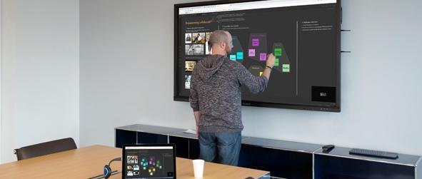 draft logiciel Partage et collaboration espace de travail collaboratif