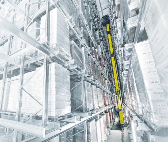 hűtőház raktár ssi sheafer logisztika napja