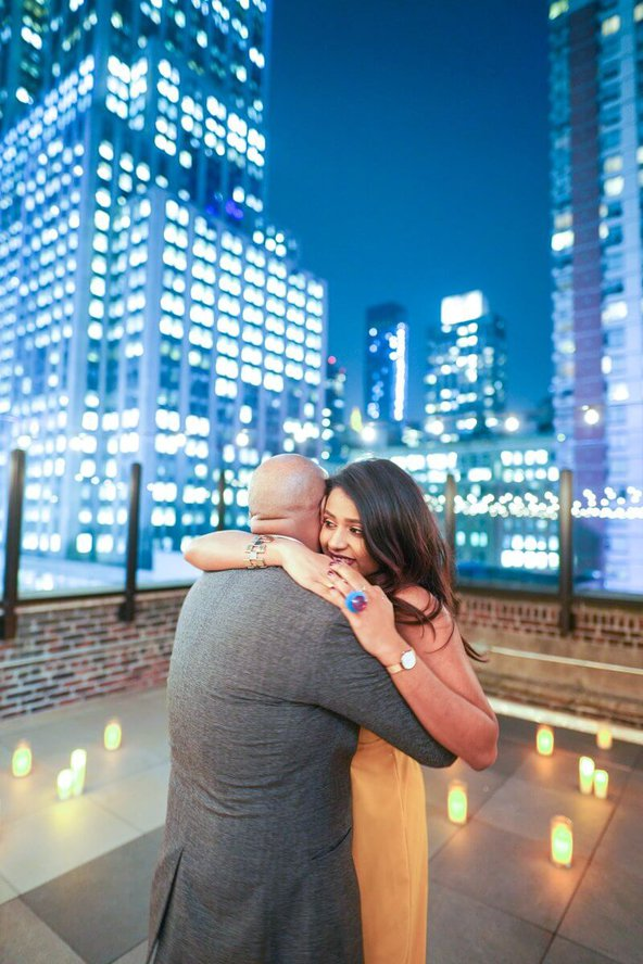 Photo 7 Rooftop proposal in NYC | VladLeto