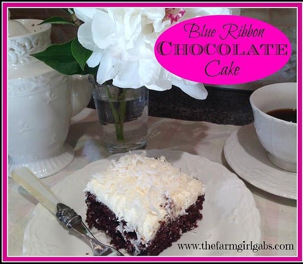 Chocolate Cake Picmonkey
