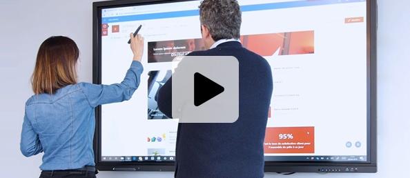 utilisation speechitouch écran interactif elex interview