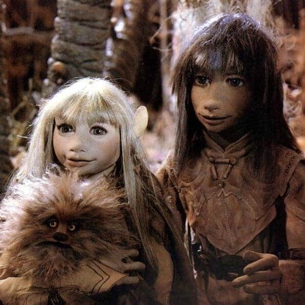 No Merchandising. Editorial Use Only. No Book Cover Usage. Mandatory Credit: Photo by Moviestore/REX/Shutterstock (1647297a) The Dark Crystal Film and Television