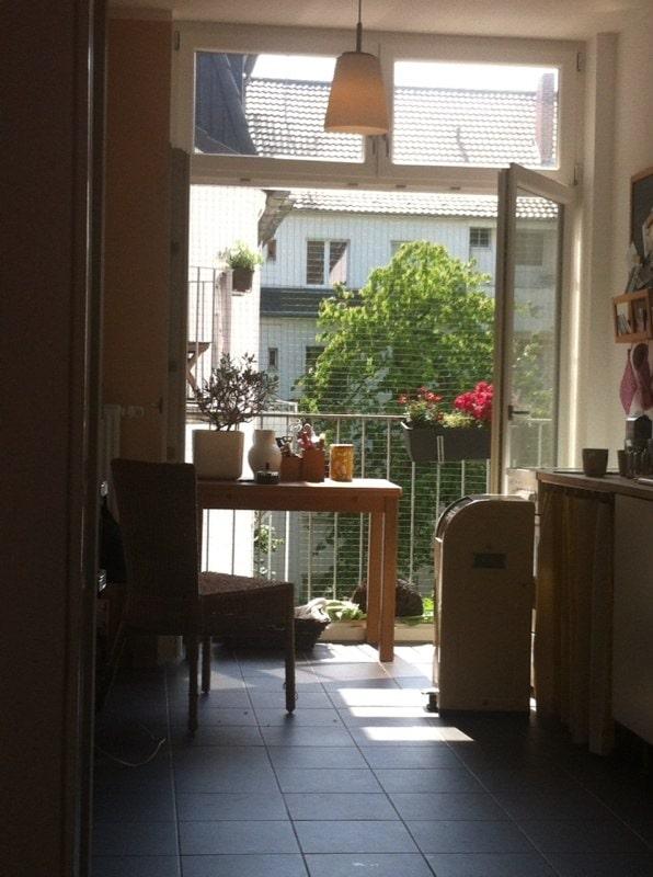 katzensichere Balkontür