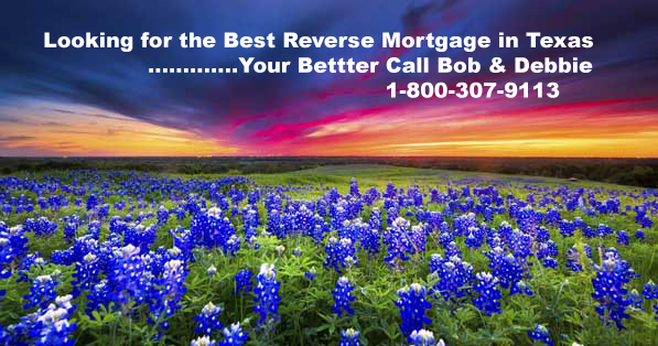 Best Reverse Mortgage in Texas | Call 800-307-9113