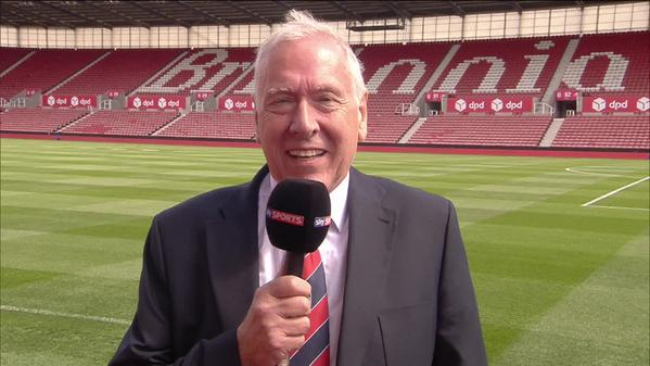 Martin Tyler interview