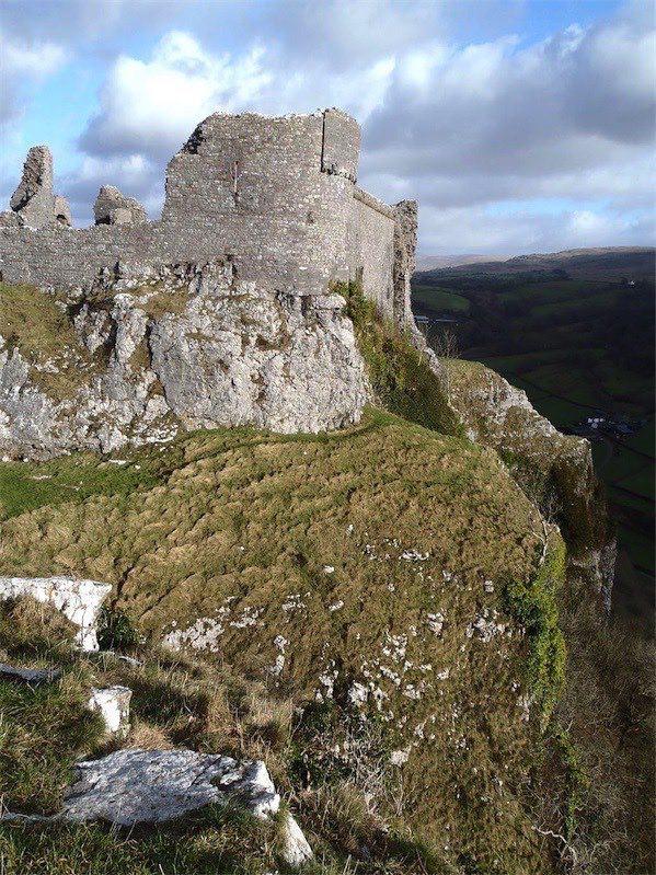 Thomas Docherty Welsh Castle