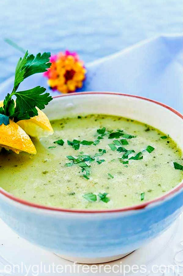 immune boosting chickpea soup