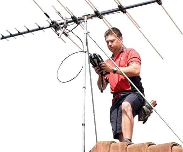 TV Aerials Consett - TV Aerial Repairs in Consett