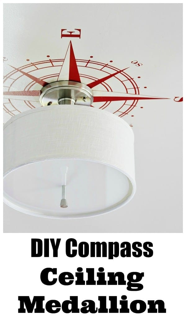 compass-ceiling-medallion