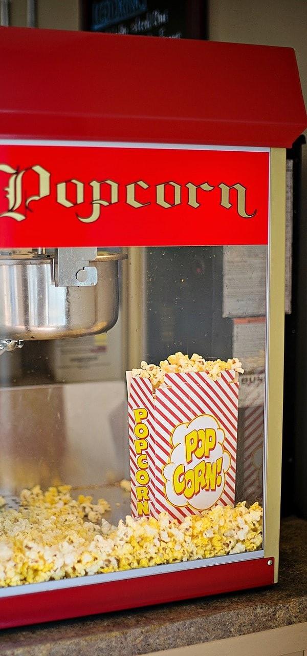 Theatre Popcorn Machine