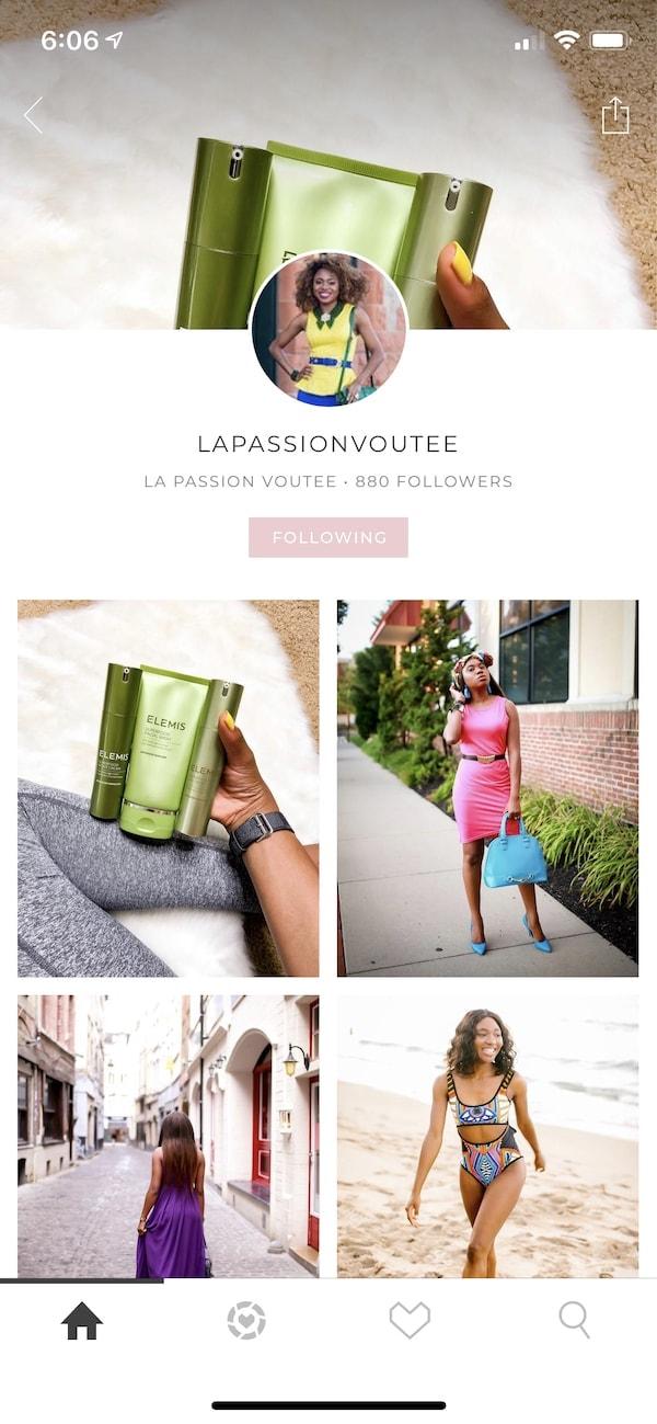 Louisa Moje on LiketoKnow.it app