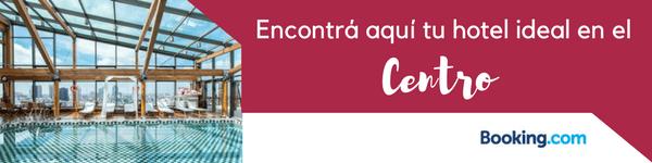 Encontrá aquí tu hotel ideal en el Centro de Buenos Aires