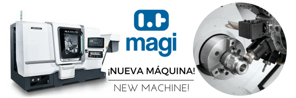 new machine magi pneumatic