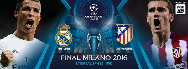 360 Million Viewers For The 2015 EUFA Champions Final !