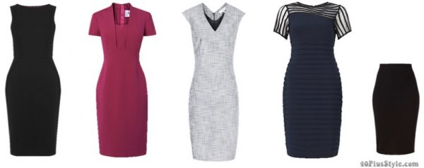 Lagarde style guide: dresses and skirts  40plusstyle.com