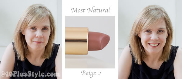 Bobbi Brown lipstick review