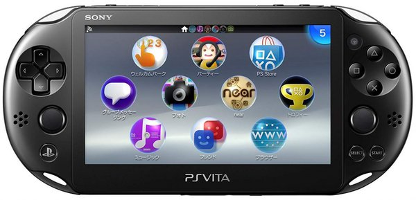 Sony PlayStation Vita Wi-Fi Model